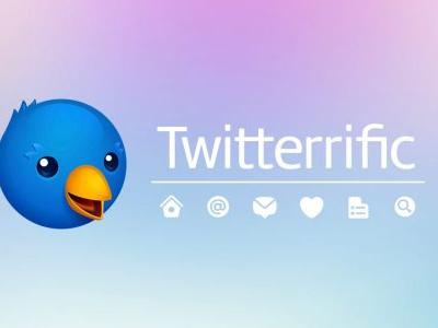 Twitterrific returns to the Mac as a modern Twitter client w/ themes, muffle syncing, more