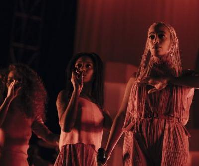 ACL Fest: Delayed by travel, Solange takes the stage late