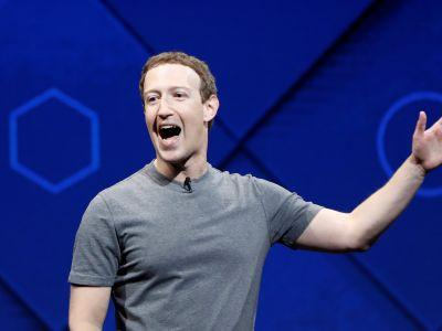 Facebook is popping after crushing earnings