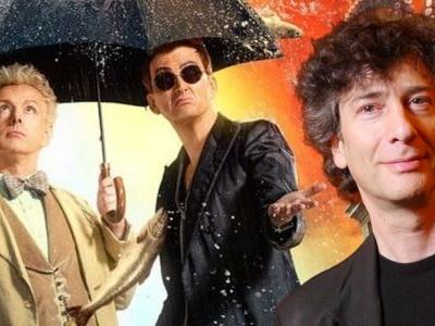 Good Omens Shows American Gods How To Adapt Neil Gaiman Right
