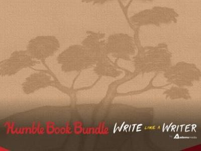 Geek Deals: Get Dozens of Books on Writing for $15