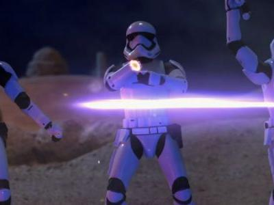 Hilarious ROBOT CHICKEN Comedy Sketch Pokes Fun at STAR WARS: THE FORCE AWAKENS