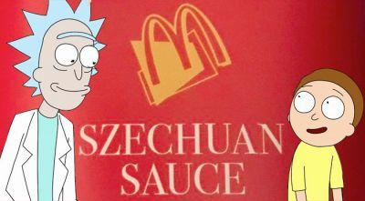 POTD: 'Rick and Morty' Co-Creator Got His 'Mulan' Szechuan Sauce, and You Might Too