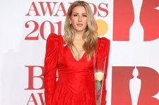 Ellie Goulding Takes Aim at Recording Academy CEO's 'Step Up' Comment at 2018 Brit Awards