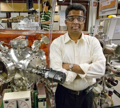 "Ramamoorthy Ramesh To Lead ""Beyond Moore's Law"" Initiative"