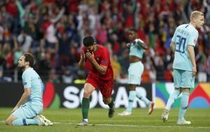 Portugal beats Netherlands to win 1st Nations League final