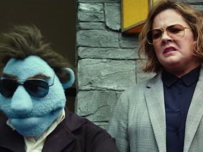 Sesame Street Is Suing The Happytime Murders Because Duh