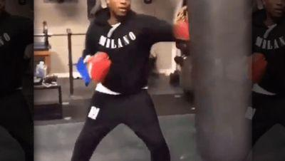 """Meek Mill Wants To Get Drake In The Ring For A """"Minaj"""""""