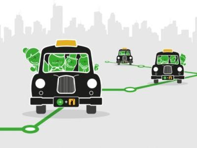 Citymapper ties with Gett to launch shared taxi commuter route in London