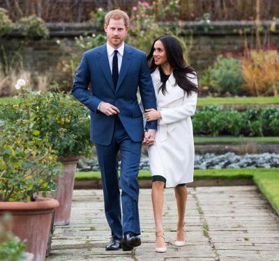 Meghan Markle And Prince Harry Set A Royal Wedding Date Plus Everything You Need To Know About Their Romance