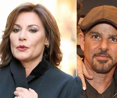 Luann de Lesseps was dumped right before her rehab stint