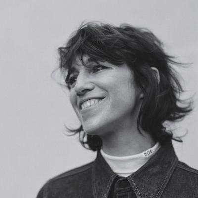 Charlotte Gainsbourg: shadow play