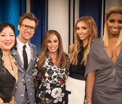 NeNe Leakes loses a prominent gig: E!'s 'Fashion Police' ending after 22 years