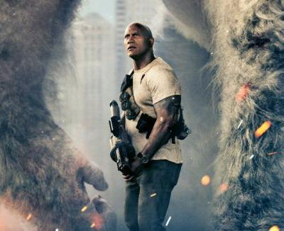 Watch the New Rampage Trailer with Dwayne Johnson