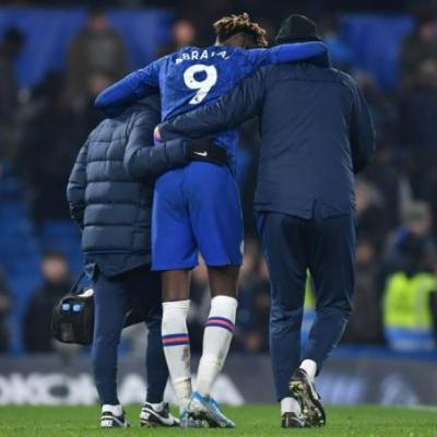 Lampard says Chelsea have striking options if Abraham ruled out