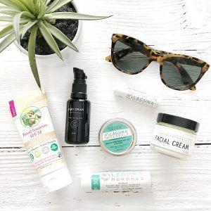 NATURAL SUNSCREEN + SPF FAVORITES