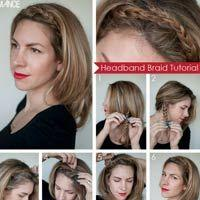 How To Make a Braided Headband