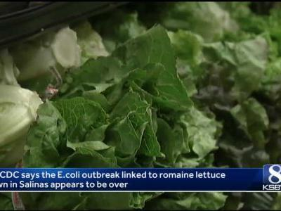Romaine lettuce safe to eat again, CDC says
