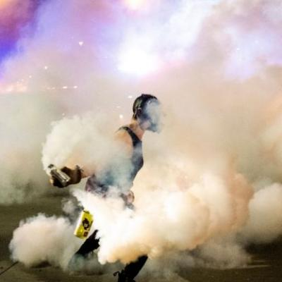 What Is Tear Gas & What Does It Do To Your Body?