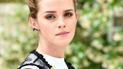 Emma Watson Is Looking Alarmingly Cool in Fresh-Off-the-Runway Louis Vuitton