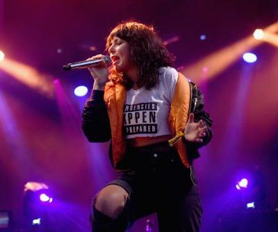 "Watch Sleigh Bells Play ""Bitter Rivals"" With Tom Morello At Mom+Pop Anniversary Show"