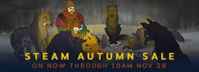Steam Autumn Sale 2017 - The Steam Awards is Back!