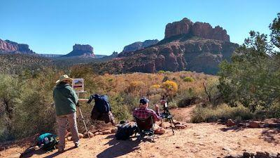 Questions About Plein Air Painting Workshops: All-Level