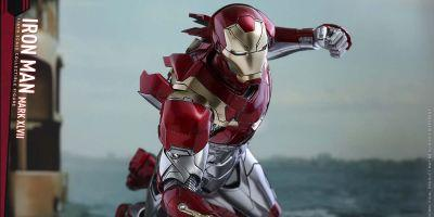 Our Best Look Yet At Spider-Man: Homecoming's New Iron Man Armor