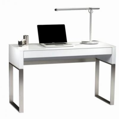 19 Best Of White Desk with Wooden Legs Images