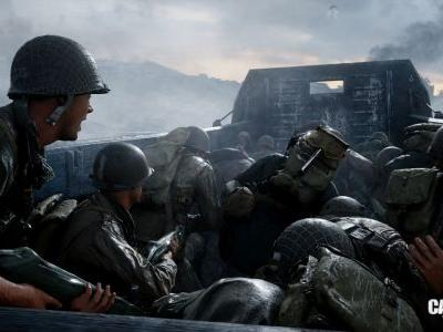 Call of Duty WW2 has been accidentally handing out double XP since launch