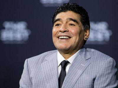 Maradona disappointed in Messi absence as Madrid icons pile in
