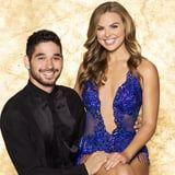 Yes, Hannah Brown's DWTS Partner Alan Bersten Is Single, Because We Know You're Curious