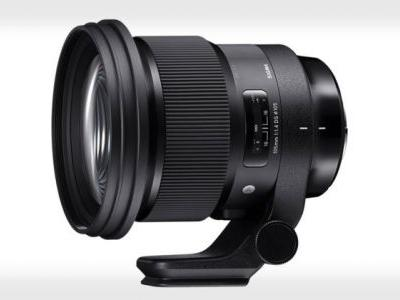 Sigma Unveils the 105mm f/1.4 Art Lens, the 'Bokeh Master'