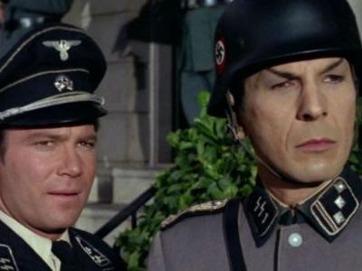 Kirk & Spock Fight Nazis in Fake Trailer For Tarantino's Star Trek
