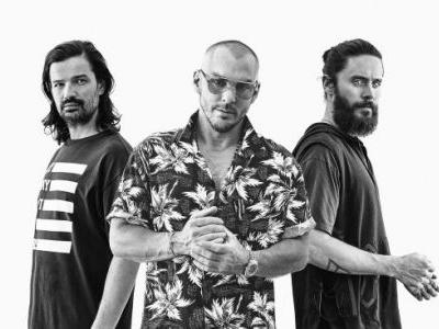 Thirty Seconds to Mars coming to Austin this summer