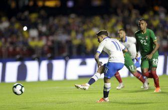 Coutinho leads Brazil to opening win in Copa America