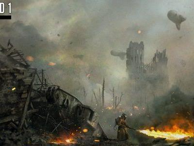 Battlefield 1's final DLC, Apocalypse, thunders in next month