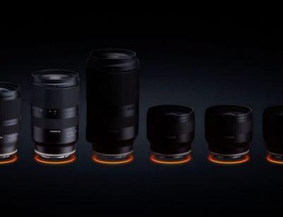 Tamron to Release 20mm, 24mm, and 35mm f/2.8 Lenses for Sony E-Mount