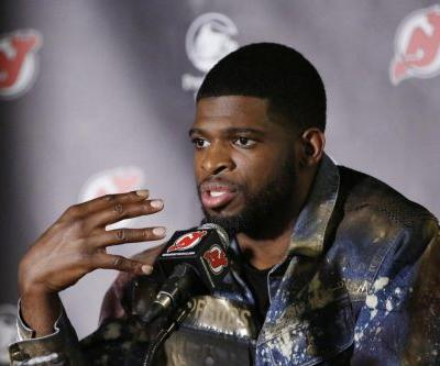 Subban donates $50K U.S. to charity for George Floyd's daughter, says NHL matched