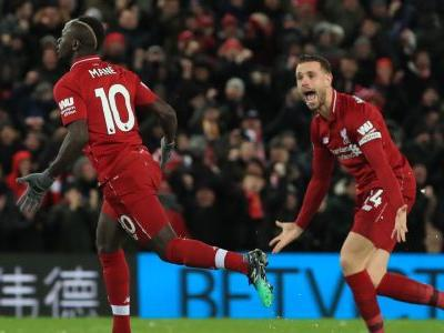 Liverpool miss out as Mane shines with 8/10, but 4/10 Shaqiri struggles