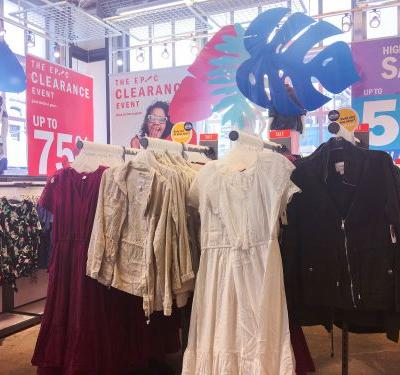 We shopped at Old Navy and H&M to see which was a better store for cheap basics, and there was a clear winner