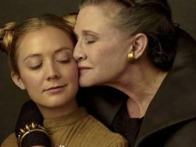 Billie Lourd Pays Musical Tribute to Mom Carrie Fisher Two Years After Her Death