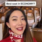 This Flight Attendant Revealed the Best Seat on an Airplane, and TBH, I Never Would Have Thought