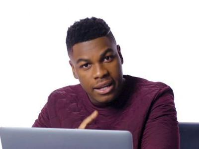 Watch John Boyega Go Undercover Online And Answer Fans STAR WARS Questions