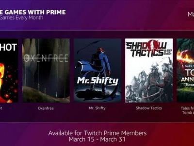 Twitch is launching their own PS Plus / Games with Gold program