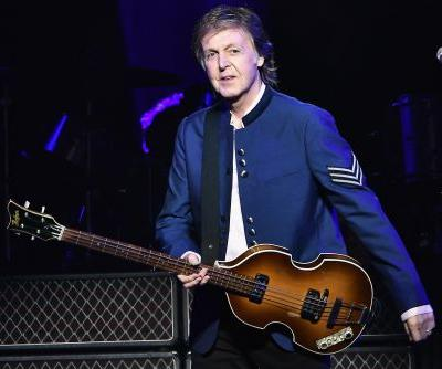 NYC location revealed for invite-only Paul McCartney show
