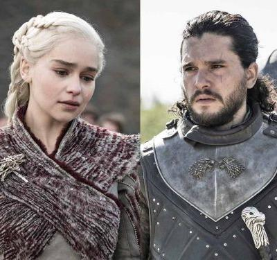 Why this shocking moment from the 'Game of Thrones' finale might have been the last major surprise George R.R. Martin revealed to the writers