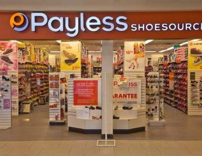 Payless ShoeSource enters bankruptcy for the second time
