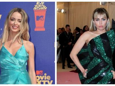 Kaitlynn Carter Seems Unfazed After She Was Spotted Kissing Miley Cyrus Post-Split: 'Don't Worry, Be Happy'
