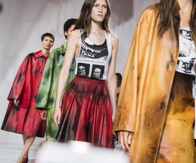 As Calvin Klein Partner With The Andy Warhol Foundation, A Closer Look At The Spring 2018 Prints